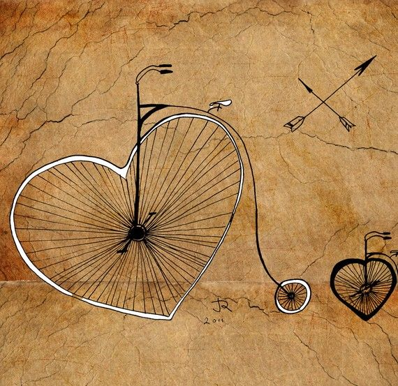 bicycles love