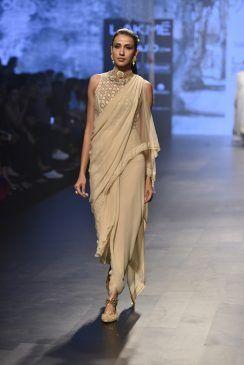Tarun Tahiliani Collection At Lakme Fashion Week Summer/Resort 2017 | PK Vogue