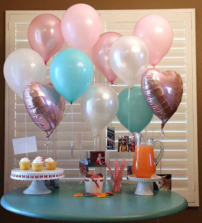 Photo Balloon Party Decorations   #MyPrintly #CMYK