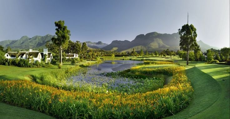 Fancourt Resort - Outeniqua GC