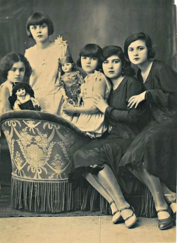 5 Kardeş (1920'ler) #istanlook #nostalji #birzamanlar
