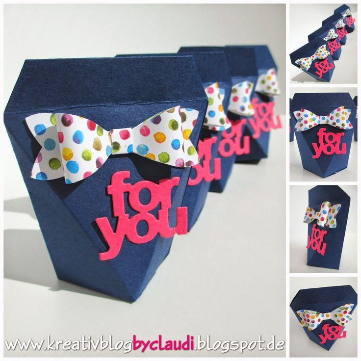 www.kreativblogbyclaudi.blogspot.de: Mini-selbstschließende Box