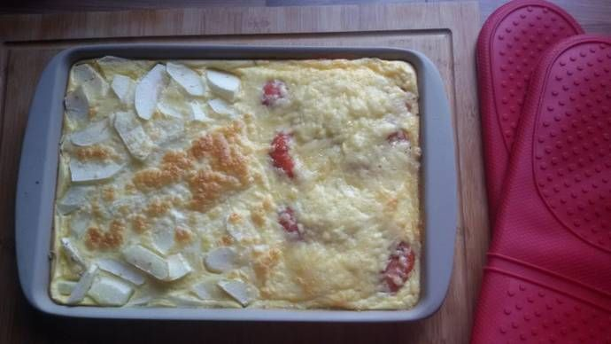 The Pampered Chef: Backofen Pfannkuchen