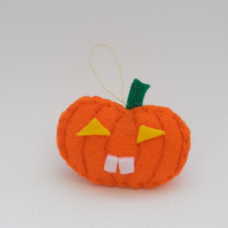 Silly pumpkin - halloween decor, trick or treat, scary, horror, spooky, halloween decoration, cute. by HalloweenOrChristmas on Etsy