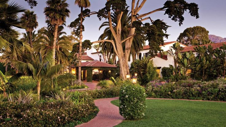 Landscape    Santa Barbara Hotel Photos & Videos | Four Seasons Resort Santa Barbara  Looking forward to being here!
