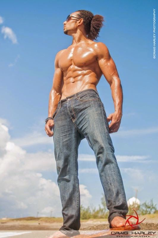 Interview with Men's Physique Competitor: Krystan ...