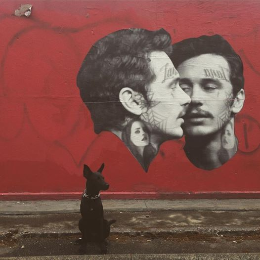 17 images about cheyenne randall art on pinterest dream for Brandon boyd mural