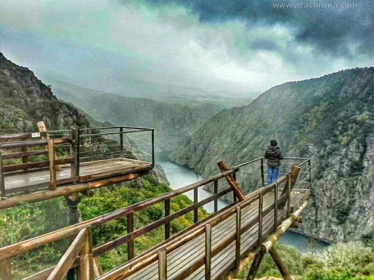 Ribeira Sacra, Ourense, Spain.  ✈✈✈ Here is your chance to win a Free Roundtrip Ticket to Galicia, Spain from anywhere in the world **GIVEAWAY** ✈✈✈ https://thedecisionmoment.com/free-roundtrip-tickets-to-europe-spain-galicia/