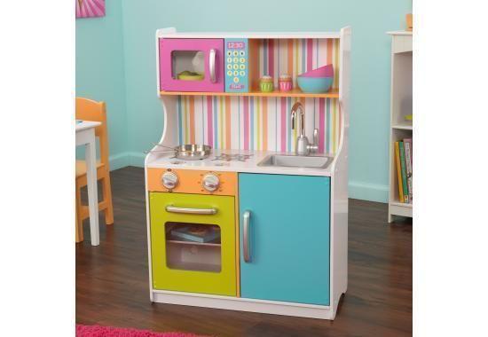 Kidkraft Spielküche Kinderküche hell