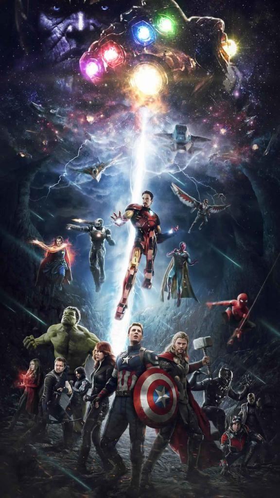 Avengers Infinity War Iphone 7 Plus Wallpaper Avengers Infinity War Marvel Avengers