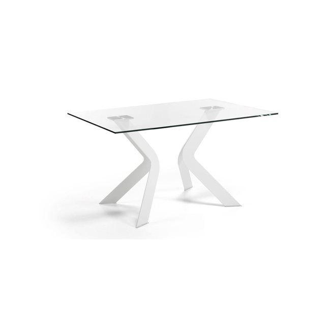 table verre trempe entretien