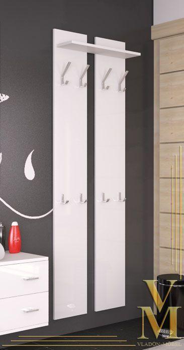 die besten 25 garderobenpaneel ideen auf pinterest. Black Bedroom Furniture Sets. Home Design Ideas