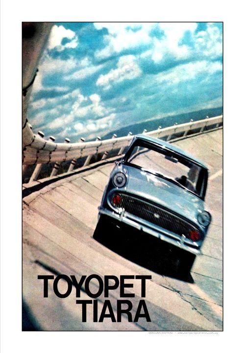 Toyopet Tiara-Buenos Aires 1962 Autor: Fotografía