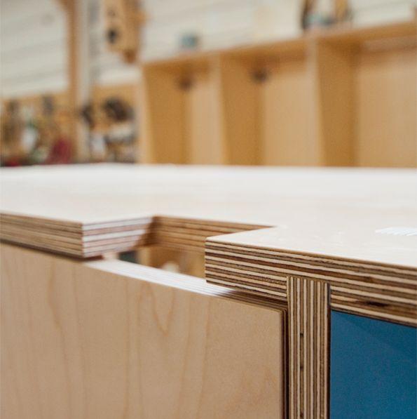 Formica Keuken Verven : Beautiful Plastic Laminate Cabinets