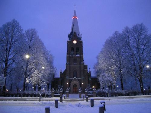 St Johannes kyrka, Norrköping, Sweden