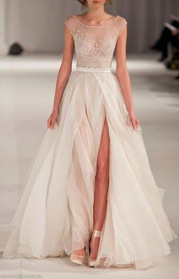 Paolo Sebastian - Fashion Palette Sydney Australia. I love the flow of the dress.