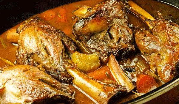 Συνταγή Αρνάκι πικάντιικο (Βουλγαρία)