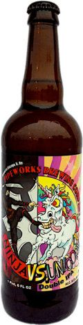 Pipeworks Ninja vs. Unicorn Double IPA - Great Double IPA, plus the best beer name ever.