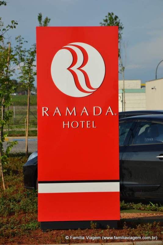 Ramada Hotel Aeroporto Viracopos, em Campinas
