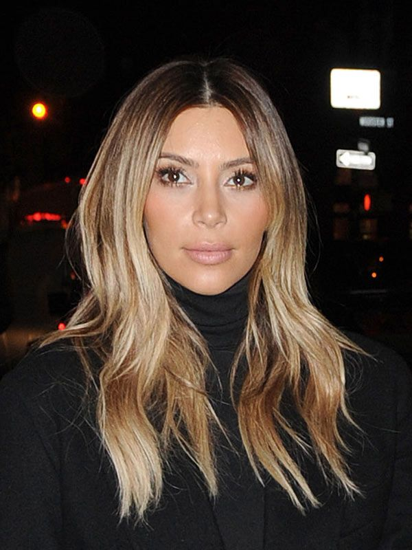 Kim Kardashian%u2019s Hair: Get Her Damage-Free Blonde�Locks
