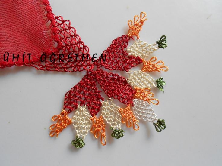 Türk iğne oyalarından #needlelace #iğne oyası #handmade