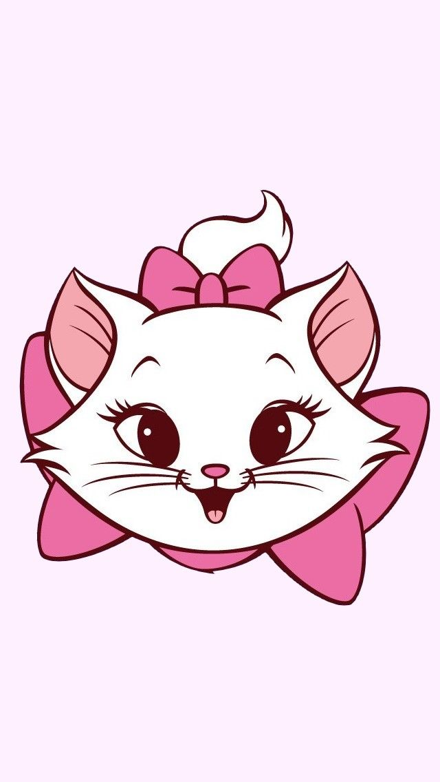 Adorable image of Marie from the Aristocats