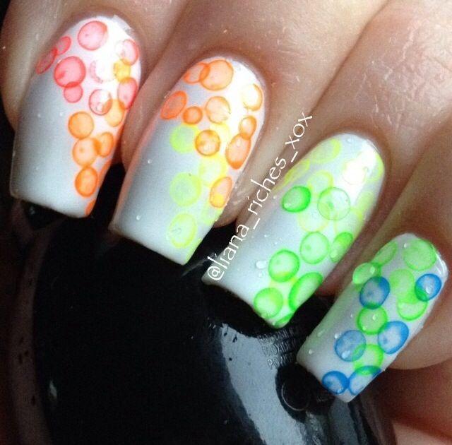 Mejores 18 imágenes de Nail art en Pinterest | Arte de uñas, Diseño ...