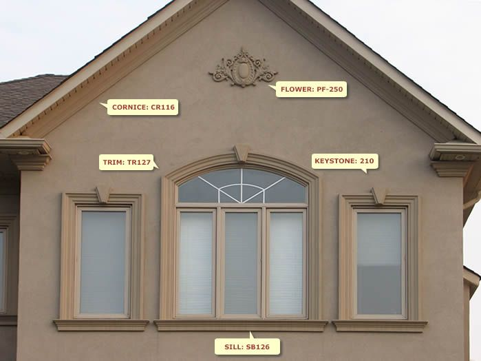 exterior stucco trim - Exterior Window Trim Stucco