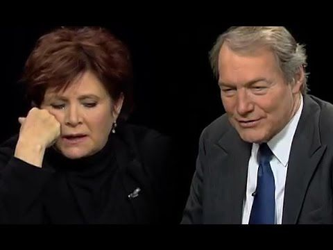 Charlie Rose - Carrie Fisher | 2009