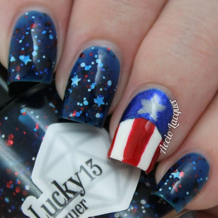 Lucky 13 Lacquer: Super Soldier