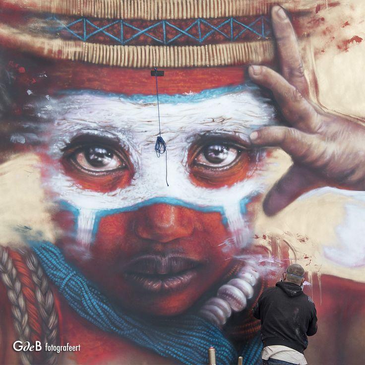 https://flic.kr/p/UpRjs2 | Making Art | Grafitti Museum - Wals Hal