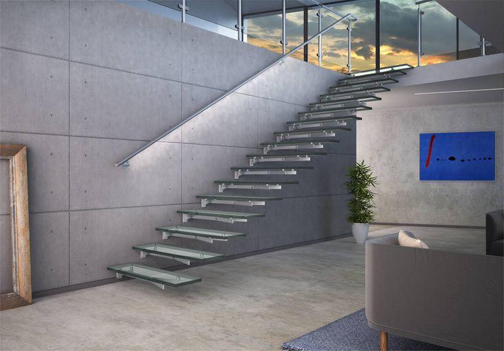 La escalera es una parte primordial dentro nuestra casa,…