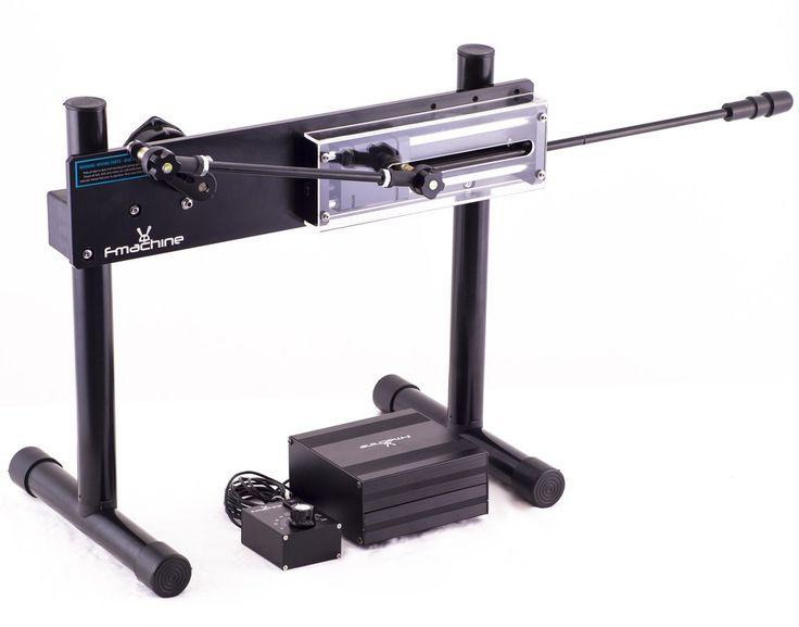 F-Machine Pro II Review by Nina Hartley