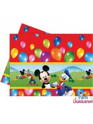 Mickey Mouse Masa Örtüsü 120x180 cm