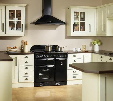 Falcon stove, really nice!