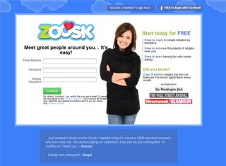 Should i use zoosk dating site