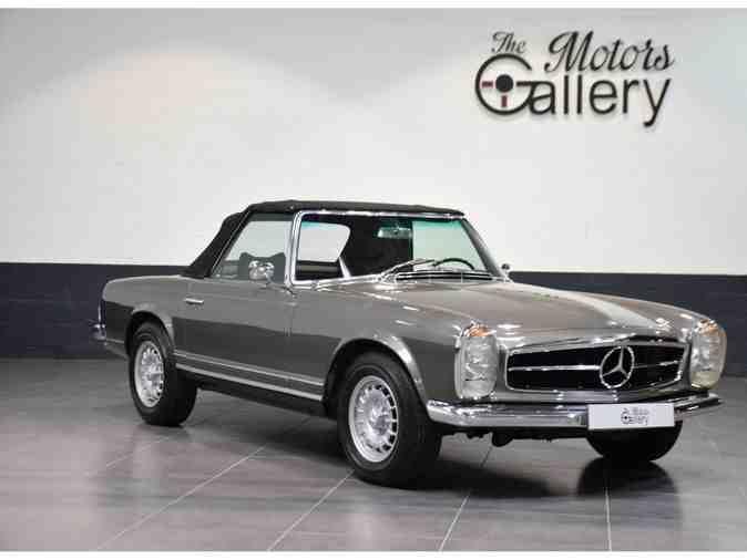 صور سيارات مرسيدس Mercedes من حقبة الخمسينات صورة ٧ Car Olds Vehicles