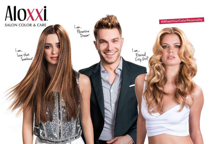 Volete essere belli e alla moda? Bhe, questo lo vogliono tutti… Ma… avete mai pensato a mostrare la vostra personalità al mondo? Con gli eccezionali Dimensions di AloXXi è semplice! Ecco perché i migliori saloni utilizzano SOLO AloXXi :-) Fate un salto sul sito www.aloxxi.it