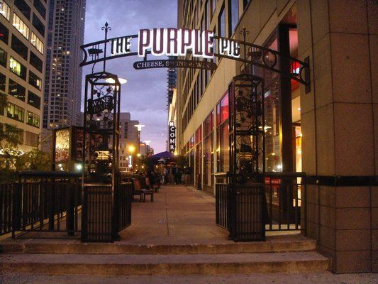 The Purple Pig - Chicago. I wish I would have eaten there when I was in Chicago.