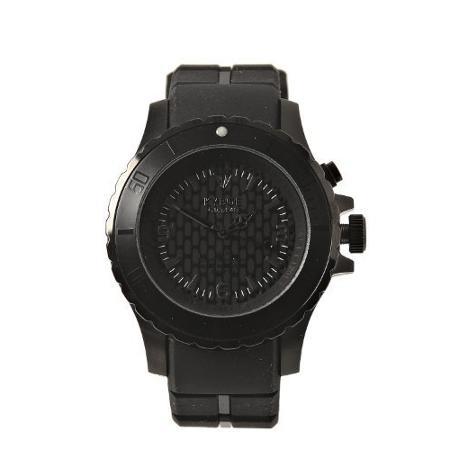 Belgian Dandy - KYBOE BS-005: Het ultieme mat-zwarte horloge