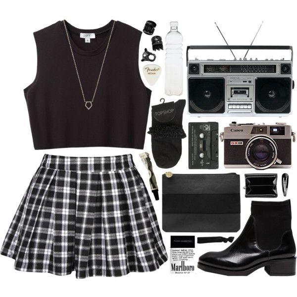 """DAY WEAR"" by pretty-basic on Polyvore"