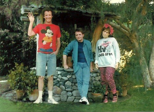 Photo de famille - RVLF ★ Retour Vers Le Futur (BTTF ★ Back To The Future)