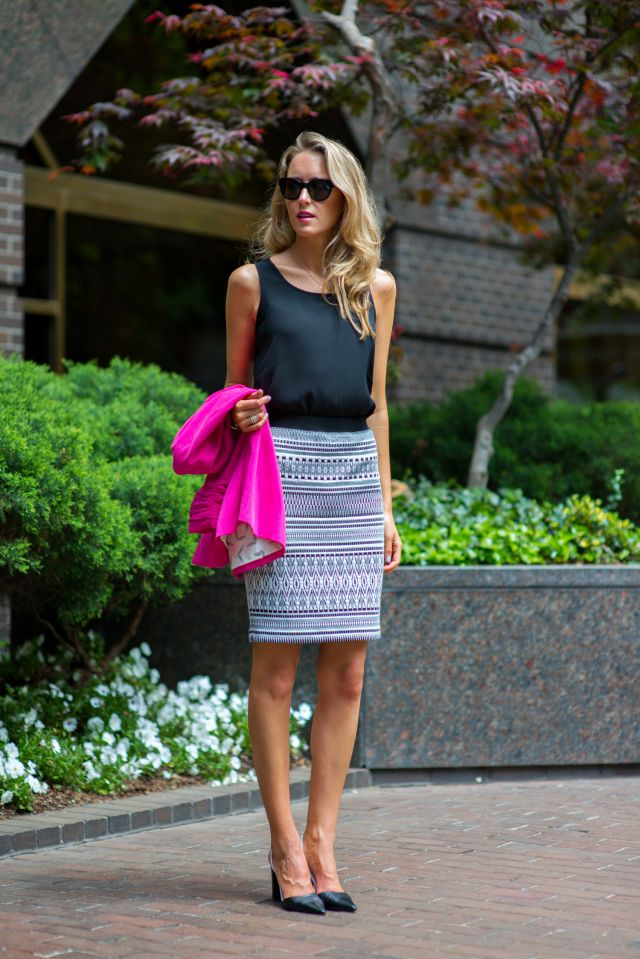 Fashion Suggestions For Ideal Business Looks In Summer