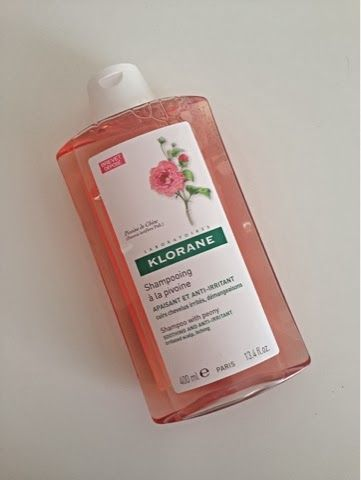 Literally the best shampoo for dry itchy scalp. And smells soooooo good!!!!   bite me beautiful: Klorane Soothing Shampoo with Peony Extract