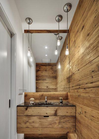 Современный Туалет by Blender Architecture