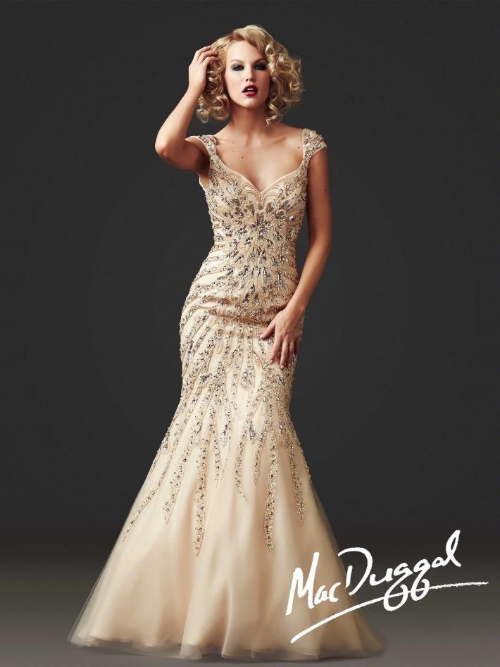 Gatsby Style Evening Dresses