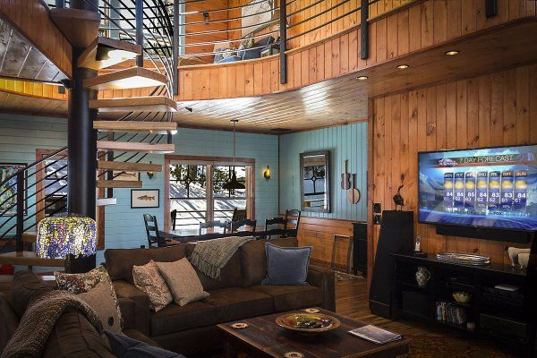 A River Mist Collection (5 bedrooms) - Cabin rentals in NC, NC cabin rentals, cabins in Boone NC