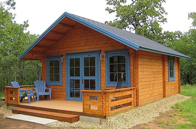 lillevilla allwood cabin kit getaway getaway cabin kit wooden rh pinterest com