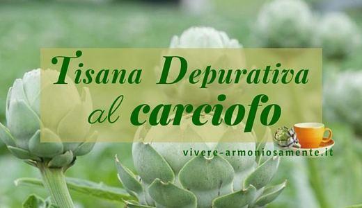 La tisana al carciofo è ricca di proprietà, ottima per disintossicare il fegato, favorire la digestione e sgonfiare la pancia. Aiuta a dimagrire...