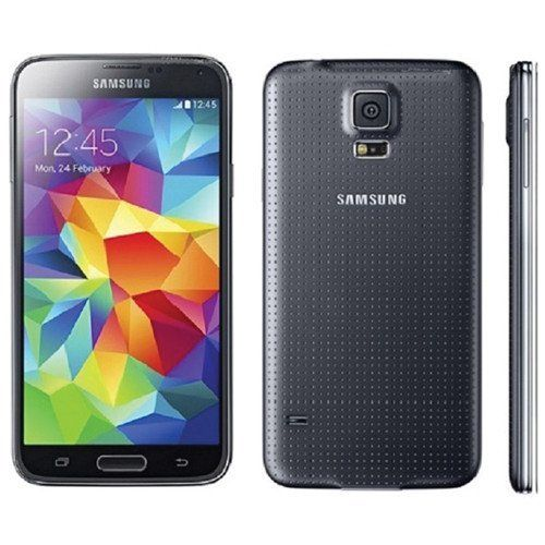 samsung galaxy s5 dual sim g900fd 16gb black unlocked. Black Bedroom Furniture Sets. Home Design Ideas
